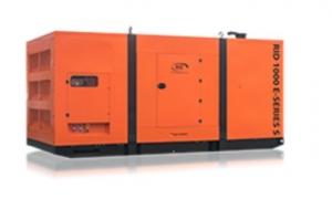 Дизель-генератор RID 1000 E-series S в кожухе 3ф 1000кВА/800кВт