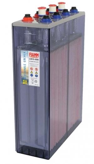 Аккумуляторная батарея 2В 4300 Ач FIAMM LM Solar OPzS