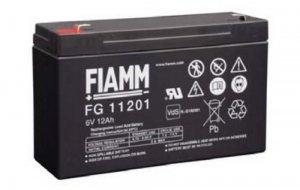 Аккумуляторная батарея 6В 12 Ач FIAMM FG series