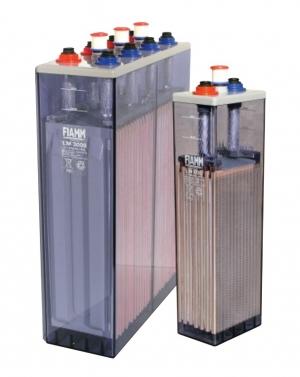 Аккумуляторная батарея 2В 100 Ач FIAMM LM OPzS