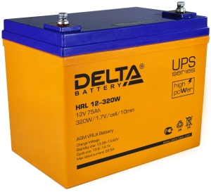 Аккумуляторная батарея Delta HRL 12-320W