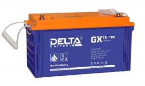 Аккумуляторная батарея Delta GX 12-120