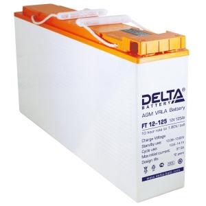 Аккумуляторная батарея Delta FT 12-125