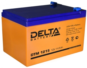 Аккумуляторная батарея Delta DTM 1215
