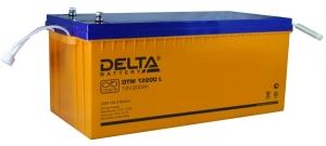 Аккумуляторная батарея Delta DTM 12200 L