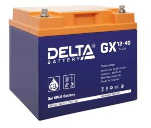 Аккумуляторная батарея Delta GX 12-40