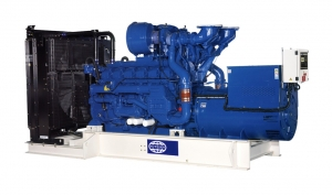 Дизель-генератор FG Wilson P1350P1 открытый 3ф 1350кВА/1080кВт