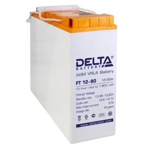 Аккумуляторная батарея Delta FT 12-90