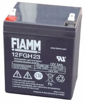 Аккумуляторная батарея 12В 5 Ач FIAMM FGH series