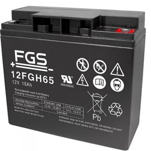 Аккумуляторная батарея 12В 18 Ач FIAMM FGH series