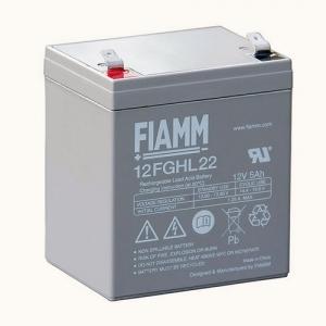 Аккумуляторная батарея 12В 5 Ач FIAMM FGHL series