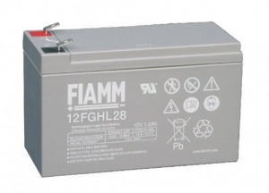 Аккумуляторная батарея 12В 7,2 Ач FIAMM FGHL series