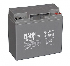Аккумуляторная батарея 12В 17 Ач FIAMM FGL series