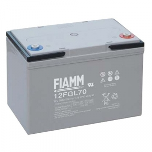 Аккумуляторная батарея 12В 70 Ач FIAMM FGL series