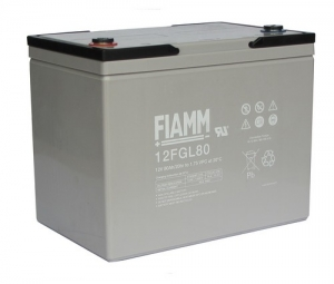 Аккумуляторная батарея 12В 80 Ач FIAMM FGL series