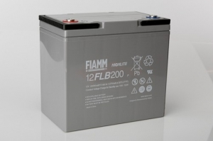 Аккумуляторная батарея 12В 55 Ач FIAMM FLB