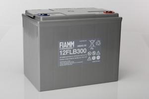 Аккумуляторная батарея 12В 75 Ач FIAMM FLB