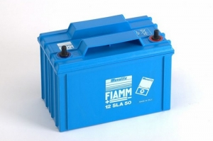 Аккумуляторная батарея 12В 50 Ач FIAMM SLA