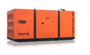 Дизель-генератор RID 1300 E-series S в кожухе 3ф 1300кВА/1040кВт
