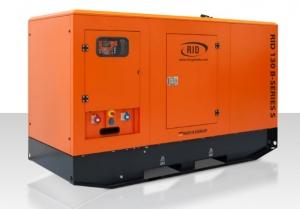 Дизель-генератор RID 130 B-series S в кожухе 3ф 125кВА/100кВт