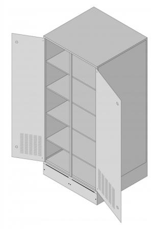 Батарейный кабинет DELTA D-13