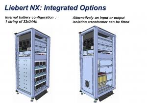 ИБП UPS Vertiv (Emerson) (Liebert) NXC 15 кВа