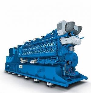 Газовый генератор MWM TCG 2020 V20