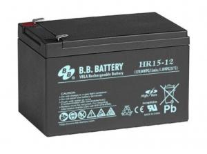 Аккумуляторная батарея BB HR 15-12