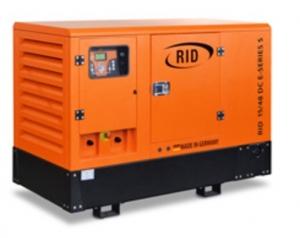 Дизель-генератор RID 15/48 DC E-series S в кожухе постоянное 15кВА/12кВт