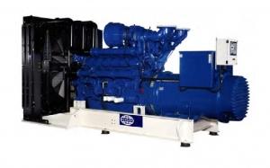 Дизель-генератор FG Wilson P1500P3 открытый 3ф 1500кВА/1200кВт