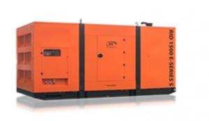Дизель-генератор RID 1500 E-series S в кожухе 3ф 1500кВА/1200кВт