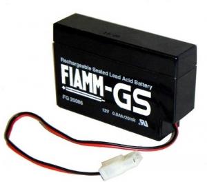 Аккумуляторная батарея 12В 0,8 Ач FIAMM FG series
