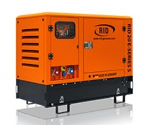 Дизель-генератор RID 20 E-series S в кожухе 3ф 20кВА/16кВт
