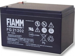 Аккумуляторная батарея 12В 12 Ач FIAMM FG series