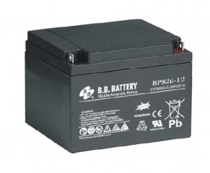 Аккумуляторная батарея BB BPS 26-12