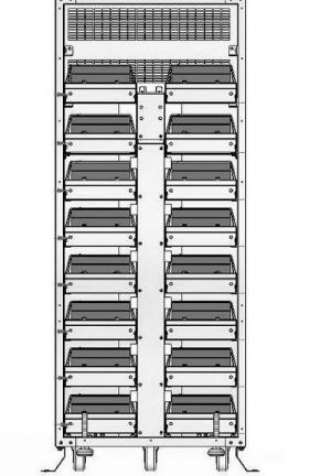 ИБП UPS Vertiv (Emerson) (Liebert) NXC 30 кВа с акб