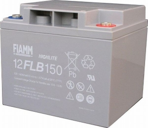 Аккумуляторная батарея 12В 40 Ач FIAMM FLB