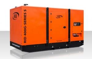 Дизель-генератор RID 400 G-series S в кожухе 3ф 400кВА/320кВт