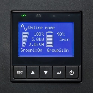 ИБП Eaton 9PX 3000 7мин HotSwap.