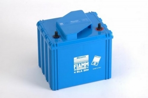 Аккумуляторная батарея 4В 200 Ач FIAMM SLA