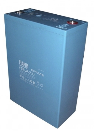 Аккумуляторная батарея 6В 200 Ач FIAMM SLA