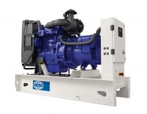 Дизель-генератор FG Wilson P7.5-1S (skid) открытый 1ф 6.8кВА/6.8кВт