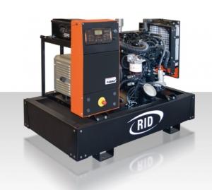 Дизель-генератор RID 10/48 DC E-series открытый постоянное 10кВА/8кВт