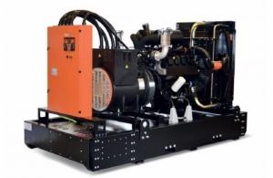 Дизель-генератор RID 1100 G-series открытый 3ф 1100кВА/880кВт