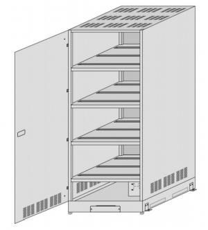 Батарейный кабинет DELTA DL-800