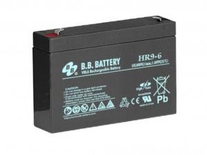 Аккумуляторная батарея BB HR 9-6