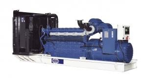 Дизель-генератор FG Wilson P1000P1 открытый 3ф 1000кВА/800кВт