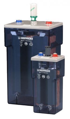 Аккумуляторная батарея Hoppecke 7 GroE 175