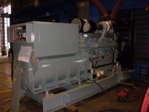 Дизель-генератор СТМ М.670 открытый 3ф 670кВА/536кВт