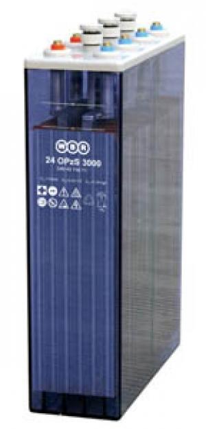 Аккумуляторная батарея WBR 7 OPzV 490